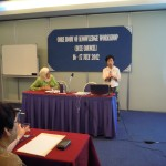 2 Briefing by ECCE Council President_Dato' Noor Rezan Binti Bapoo Hashim (Chairman PDB)