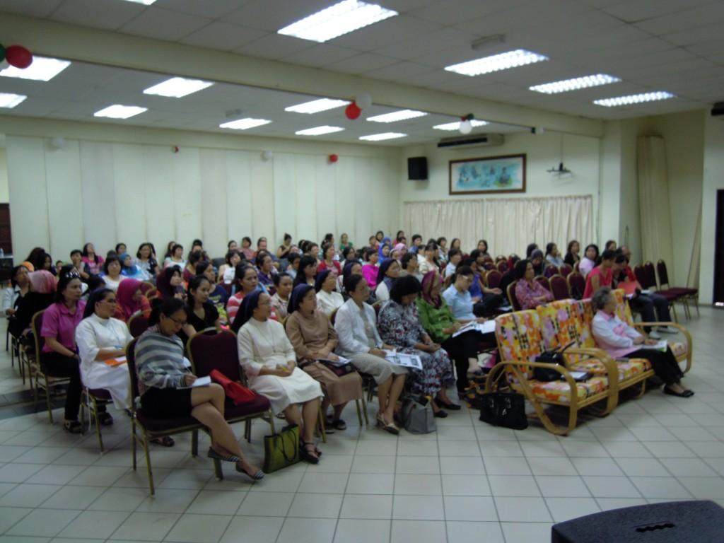 3. Audience Sabah