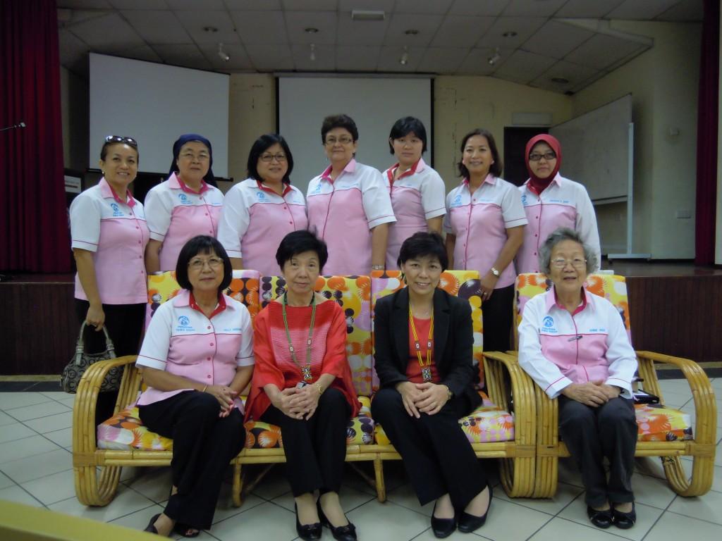 6. Organizing Committee Persatuan Perkhidmatan Sabah