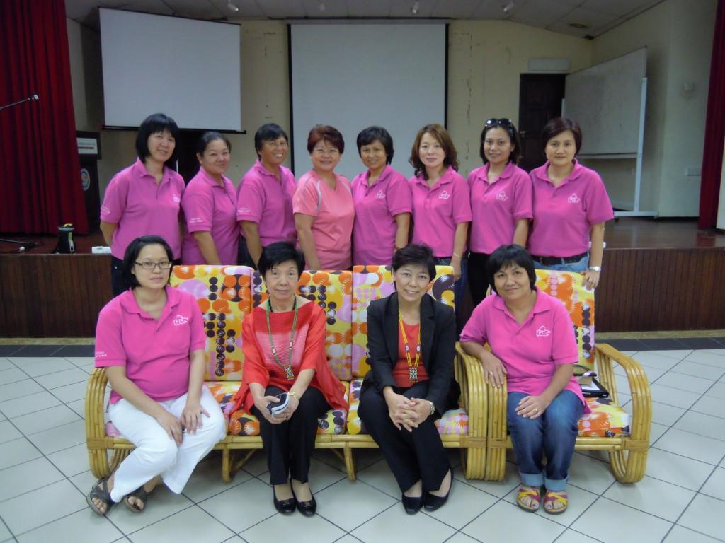 7. Organizing Committee Persatuan Tadika Sabah