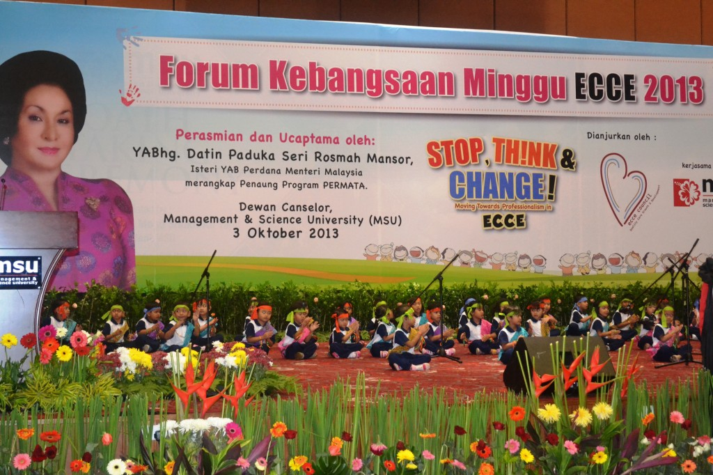 8. Presentation by Children