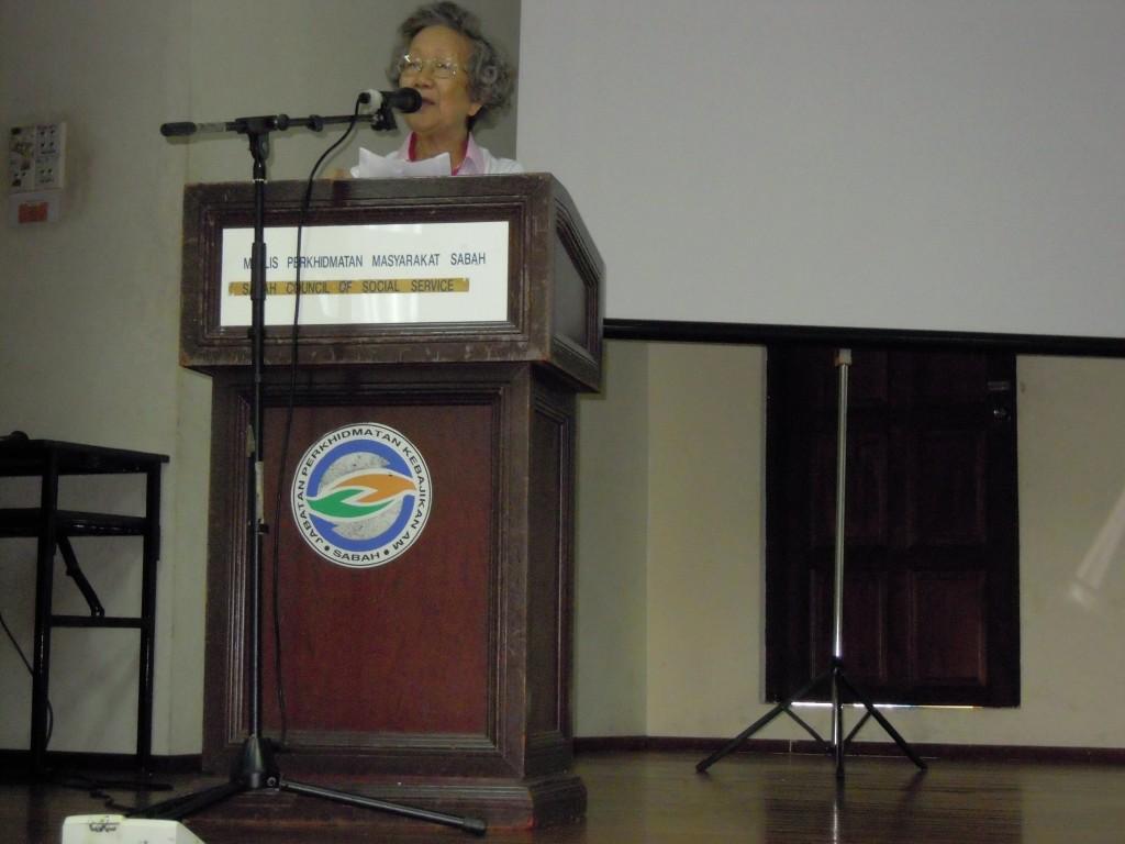 Welcoming Address Anne Wee_Sabah