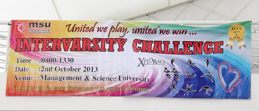 1. Intervarsity Games (Small)