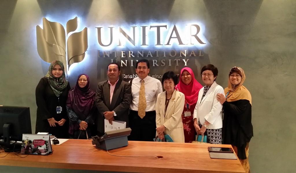 2. Panel & UNITAR Management