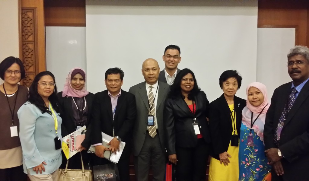 3. Speakers, moderator, RTM Staff